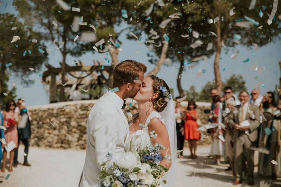 Altea, su luz y su mar: La boda de Isabell & Jamie